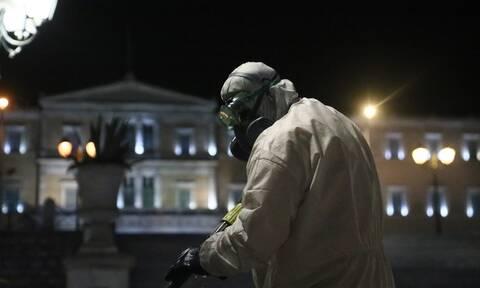Κορονοϊός: Κρίσιμη εβδομάδα! Ανησυχία για την Αθήνα και τις ΜΕΘ – Υγειονομικές βόμβες τα γηροκομεία