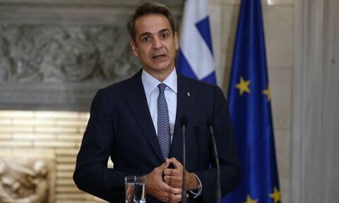 Ο Μητσοτάκης ανακοίνωσε επένδυση της Microsoft στην Ελλάδα ύψους 1 δισ. ευρώ