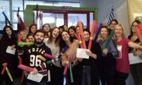 Μία Ελληνίδα καθηγήτρια είναι υποψήφια για το Παγκόσμιο Βραβείο Δασκάλου 2020 (video)