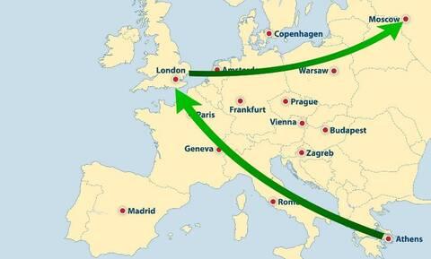 Παναθηναϊκός ΟΠΑΠ: 7950 μίλια σε τρεις μέρες!