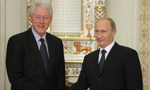 Στη δημοσιότητα η συνομιλία Πούτιν-Κλίντον για τη βύθιση του υποβρυχίου «Κουρσκ» το 2000