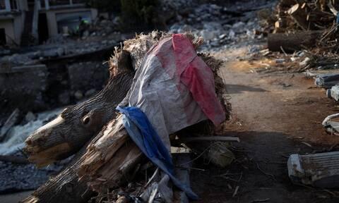 Γαλλία: 4 νεκροί και 18 αγνοούμενοι - Εικόνες βιβλικής καταστροφής από την κακοκαιρία