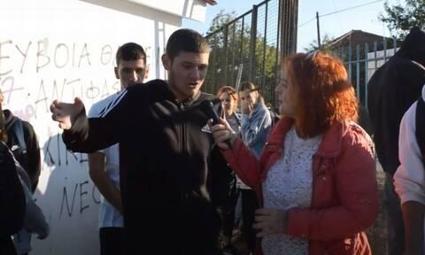 Μυθική απάντηση μαθητή: «Κατάληψη μέχρι να μπει ο ΠΑΟΚ Champions League»