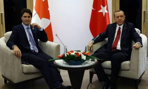 Καναδάς: Σταματά τις εξαγωγές όπλων στην Τουρκία - Καταγγελίες ότι δίνει όπλα στο Αζερμπαϊτζάν