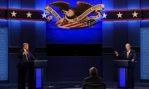 Ντόναλντ Τραμπ: Θέλει να παραστεί στο δεύτερο ντιμπέιτ - Η στάση του Μπάιντεν