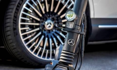 H Mercedes ανακοίνωσε το δικό της ηλεκτρικό πατίνι