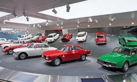 O κρυμμένος θησαυρός της Alfa Romeo