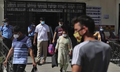 Κορονοϊός - Ινδίας: Καταρρίπτει όλα τα αρνητικά ρεκόρ - 103.569 θάνατοι και 6,7 εκατ. κρούσματα