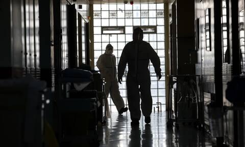 Κορονοϊός: Αρνητικά όλα τα τεστ στο προσωπικό του Πανεπιστημιακού Νοσοκομείου Λάρισας