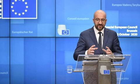 Σαρλ Μισέλ: Η αλληλεγγύη προς την Ελλάδα και την Κύπρο δεν είναι διαπραγματεύσιμη