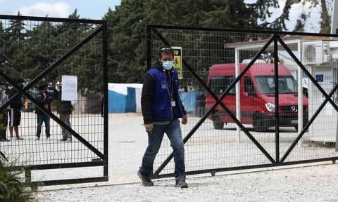 Κορονοϊός: Αναστολή λειτουργίας των υπηρεσιών ασύλου λόγω κρουσμάτων