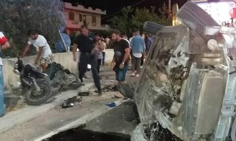 Τραγωδία στη Ρόδο: Για κακούργημα διώκεται ο 19χρονος οδηγός του θανατηφόρου τροχαίου