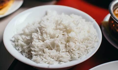 Και όμως το ρύζι μπορεί να είναι επικίνδυνο για την υγεία μας!