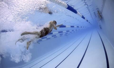 Έλληνας κολυμβητής βρέθηκε θετικός σε έλεγχο ντόπινγκ