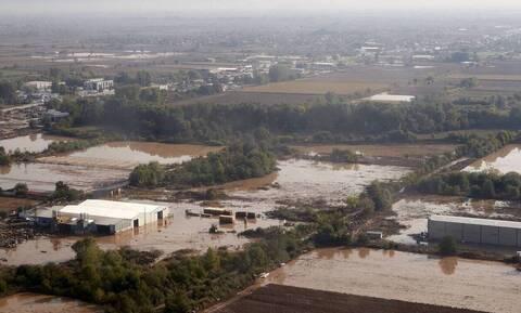 ΕΛ.Γ.Α. - «Ιανός»: Μέχρι την Δευτέρα (12/10) οι δηλώσεις ζημίας για τους αγρότες