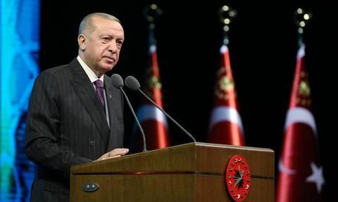 Νέο παραλήρημα Ερντογάν: «Απελευθερώσαμε την Αγιά Σοφιά» - Σφοδρά πυρά κατά Μακρόν και Ευρώπης