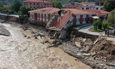 Είδη πρώτης ανάγκης και τρόφιμα απέστειλαν στην Καρδίτσα οι δήμοι της Κεντρικής Μακεδονίας