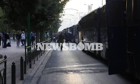 Δίκη Χρυσής Αυγής: «Φρούριο» η Αθήνα - Επί ποδός 2.000 αστυνομικοί, πού απαγορεύεται η κυκλοφορία