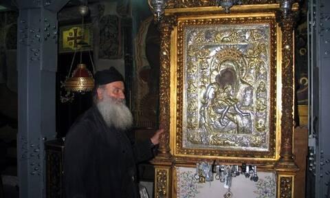 Στην Αθήνα η θαυματουργή Εικόνα της Παναγίας «Άξιον Εστί»