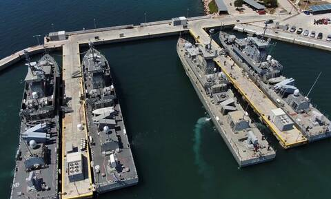 Πολεμικό Ναυτικό: Ναύσταθμος - «κολοσσός» η Σούδα - Σχέδιο για κυριαρχία στη Μεσόγειο