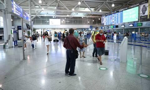 Ο κορονοϊός έπληξε το «Ελ. Βενιζέλος» - Μειωμένη κατά 68% η επιβατική κίνηση το Σεπτέμβριο