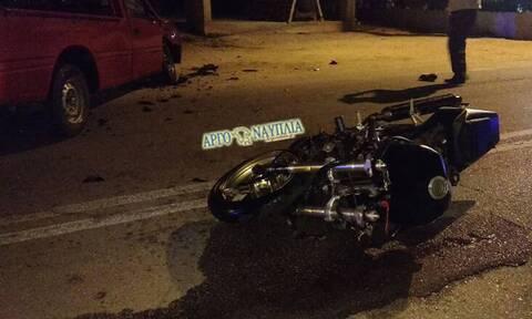 Τραγωδία στο Άργος: Νεκρή 30χρονη σε φρικτό τροχαίο