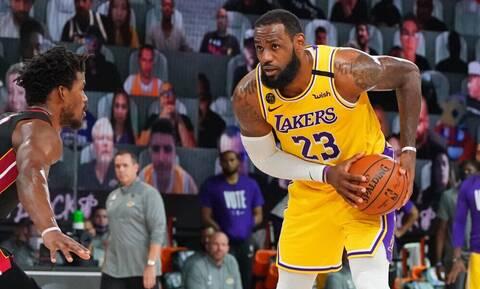 NBA: Αγκαλιά με τον τίτλο οι Λέικερς (photos+video)