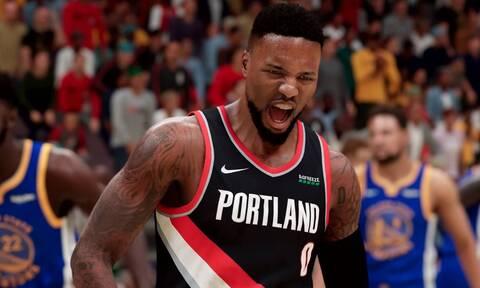 NBA 2K21: Απίστευτα πλάνα από την έκδοση για το PS5 (video)