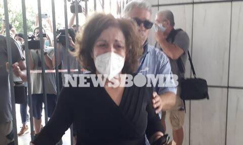 Δίκη Χρυσής Αυγής: Συγκλονιστικές εικόνες - Η Μάγδα Φύσσα με δάκρυα στα μάτια