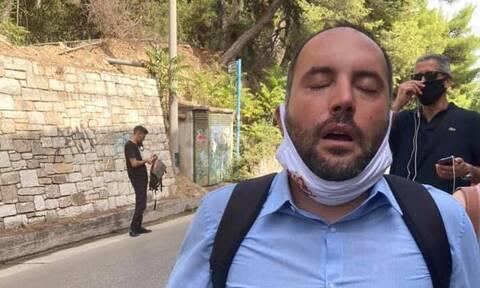 Δίκη Χρυσής Αυγής: Στο νοσοκομείο βουλευτής του ΣΥΡΙΖΑ μετά από τα επεισόδια στο Εφετείο