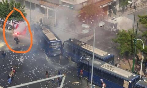 Δίκη Χρυσής Αυγής – ΕΛ.ΑΣ.: Έριξαν 150 μολότοφ εναντίον αστυνομικών - Δύο προσαγωγές