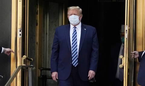 Τραμπ: Τα νεότερα για την υγεία του - Η ανακοίνωση του γιατρού του