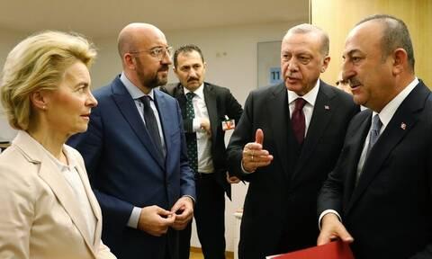 Η «μπλόφα» του Ερντογάν: Πώς «τσίμπησαν» οι Ευρωπαίοι στις ψευτιές του «σουλτάνου»