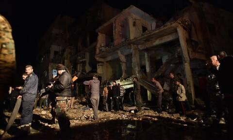 Συρία: Ισχυρή έκρηξη στη Ντεράα - Πληροφορίες για τραυματίες