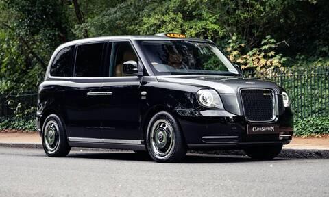 Το πολυτελέστερο ταξί στον κόσμο κυκλοφορεί στο Λονδίνο