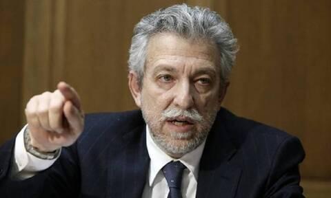 «Βόμβα» Κοντονή: Παραιτήθηκε από τον ΣΥΡΙΖΑ - Σοβαρές καταγγελίες για το νέο ποινικό κώδικα