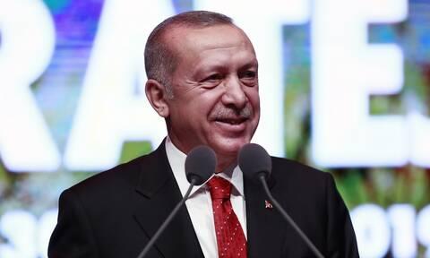 Εμπρηστικός Ερντογάν: Δεν θα υποχωρήσουμε στην Αν. Μεσόγειο με εκβιασμούς