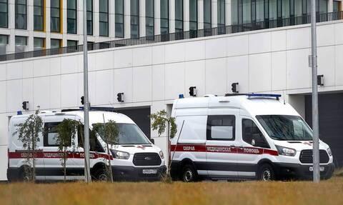 В России за сутки выявили 11 493 случая заражения коронавирусом