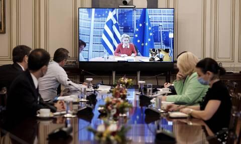 Κάλεσμα Μητσοτάκη - Κομισιόν στην Τουρκία για τερματισμό των προκλήσεων