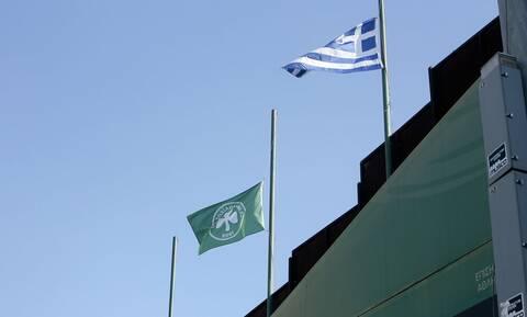 Τη σημαία στην ιστορική Λεωφόρο και το τέλος των Ναζί θυμήθηκε ο Παναθηναϊκός (photos)