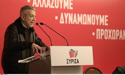 Μετωπική σύγκρουση Κοντονή - ΣΥΡΙΖΑ