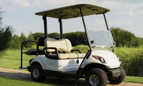 Τραγικό δυστύχημα: Πάτησε το φίλο του με το αμαξάκι του γκολφ