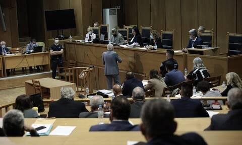 Δίκη Χρυσής Αυγής: Διεκόπη η συνεδρίαση - Την Παρασκευή η απόφαση για τα ελαφρυντικά