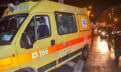 Καβάλα: Ένας νεκρός και εννέα τραυματίες σε φρικτό τροχαίο