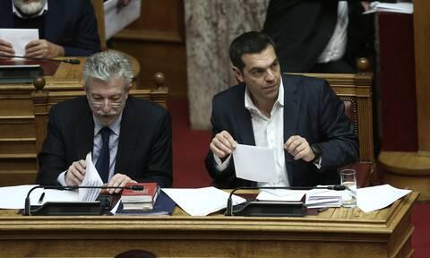 ΣΥΡΙΖΑ: Ο Τσίπρας διέγραψε τον Κοντονή - «Ο ίδιος απεμπόλισε να είναι μέλος του κόμματος»