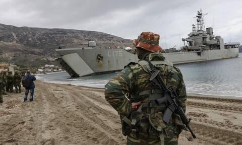 Πολεμικό Ναυτικό: Τα «αγκάθια» για νέο ναύσταθμο - Στο Βόλο μαζί με τους Πεζοναύτες τα αρματαγωγά