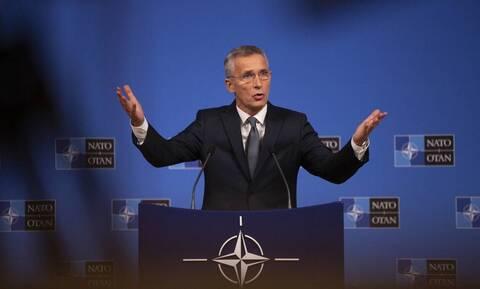 Ξεκάθαρος ο Στόλτενμπεργκ: To NATO θα φύγει μαζί με τις ΗΠΑ από το Αφγανιστάν
