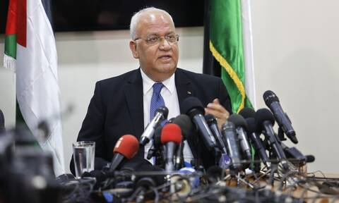 Κορονοϊός: Θετικός στον Covdd-19 ο διαπραγματευτής της Παλαιστίνης Σάεμπ Ερεκάτ