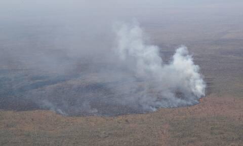 Σε κατάσταση εθνικής καταστροφής η Βολιβία από τις πυρκαγιές