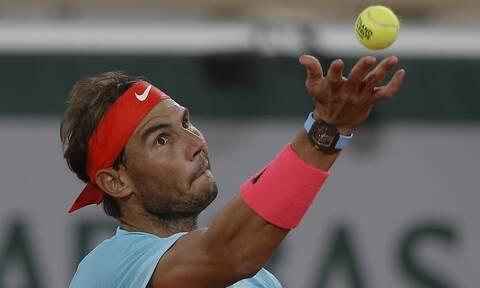 Ναδάλ: Παίζει στο Roland Garros φορώντας ρολόι 1.000.000 ευρώ!